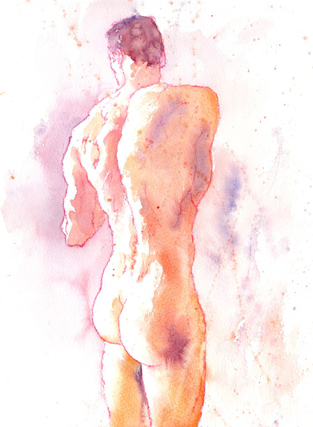 male-nude-painting